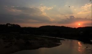 Tunga River
