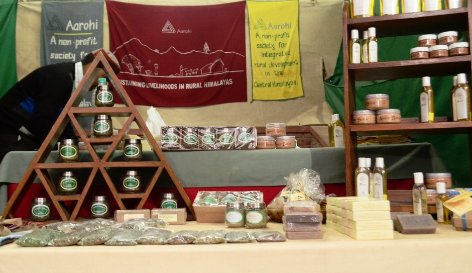 Aarohi Organic Products from Central Himalayas