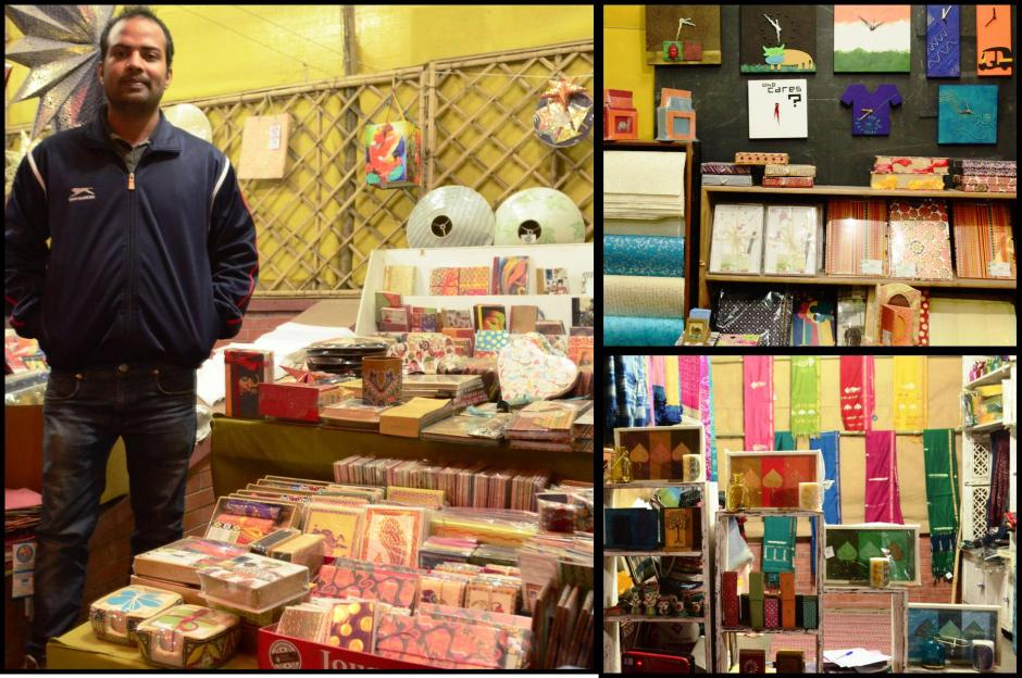 Handmade Paper Products, Gifts and Festive Accessories