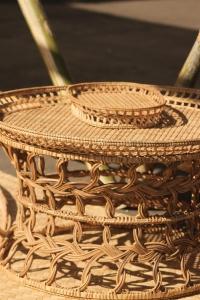 Basket Making in Nagaland, India