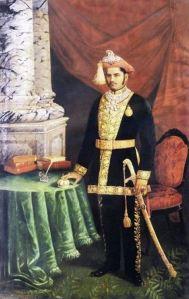 Raja_Ravi_Varma,_Maharaja_Sayaji_Rao