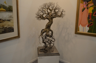 Dhananjay Singh, Stainless Steel Wire & Bronze