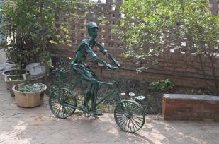 Installation at Windmill Place, Aya Nagar