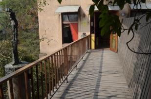 PSDA Studio Walkway