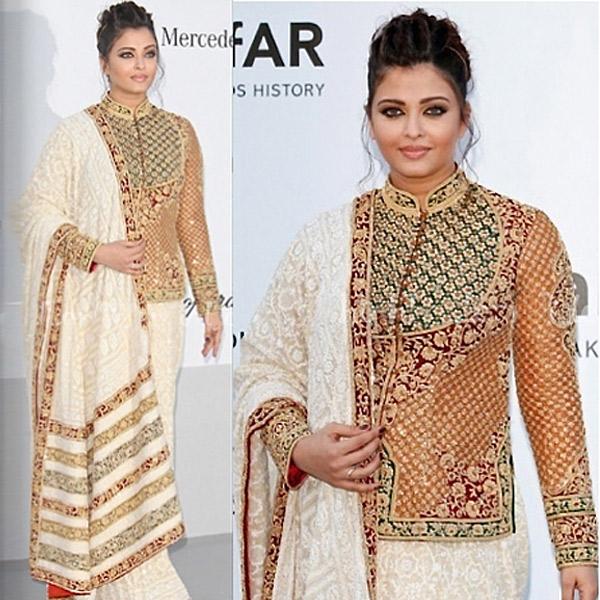 Aishwarya Rai Bacchan at Cannes 2012