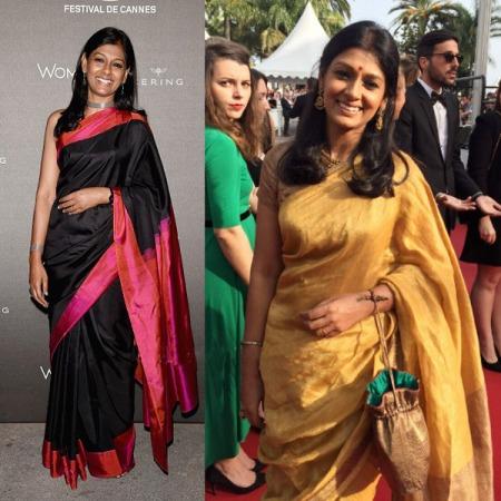 Nandita Das at Cannes 2015