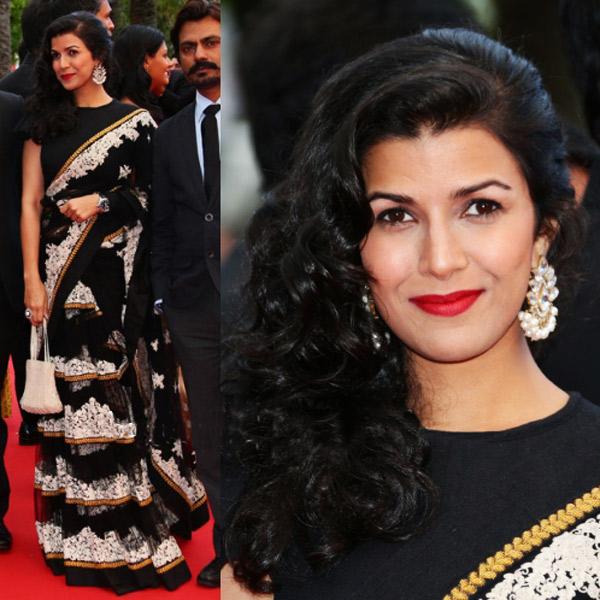 Nimrat Kaur at Cannes 2013