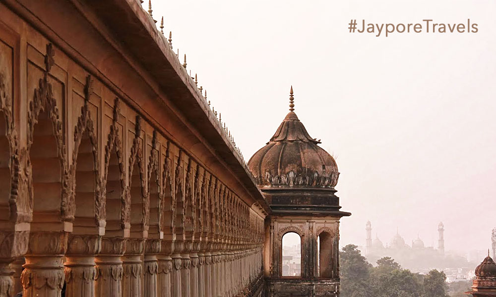 #JayporeTravels Through Incredible India