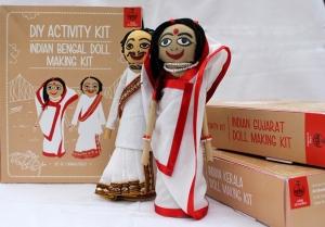 Doll Making Activity Kit
