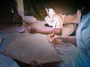 Initiating Children into crafts