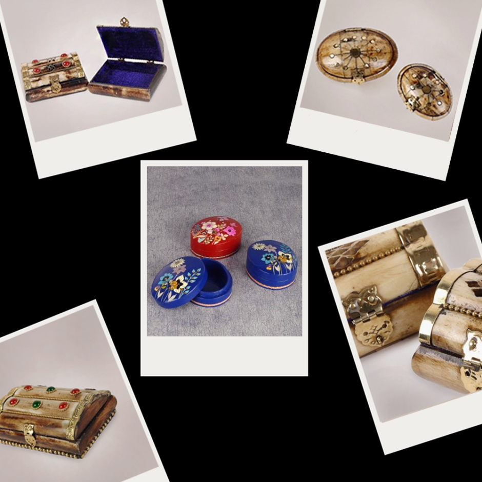 Storing silver jewelry