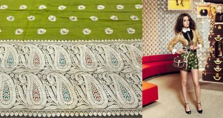Indian Heritage Meets International Designers