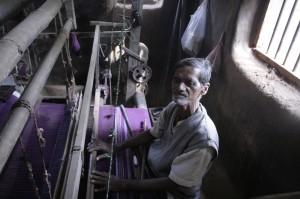 Dhalapathar weaver