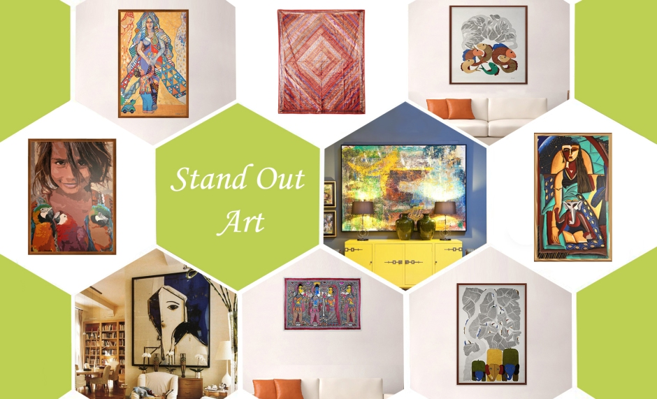 Stand Out Art