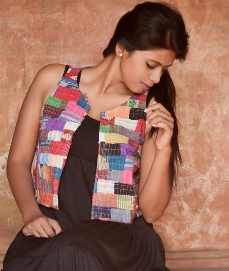 Pankaja Sethi's Recycled Jackets