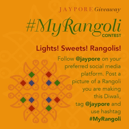 #MyRangoli Contest