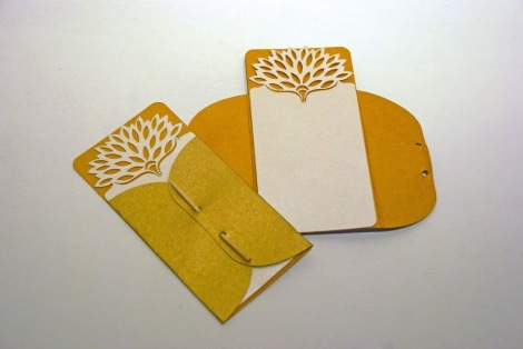 Handmade Paper Invitation Cards