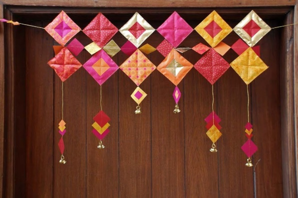 Handmade Paper Toran