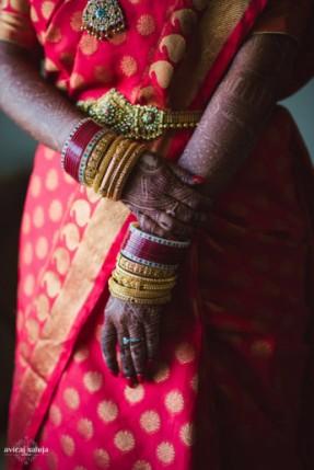 Tamilian Brahmin Bride